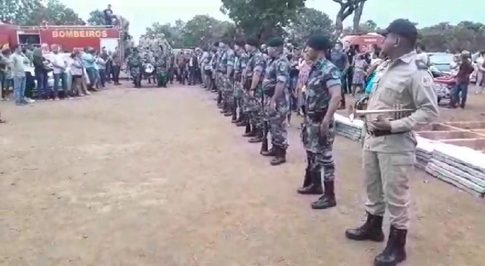 Resultado de imagem para sargento gama tocantins